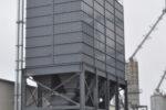 Coshocton Soy Processing bucket elevator Lowry bins