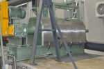 Coshocton Soy Processing oil press