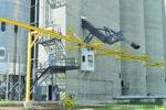 Dakota Midland Grains Guthrie Vigen bulkweigh scale KanalSystem unloading