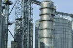 Gerald Grain Center CAS legs LeMar tower Brock dryer