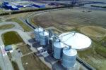 Gerald Grain Center Inc. aerial