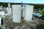 McPherson Jumpform Concrete Tanks