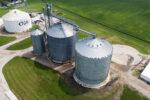 Total Grain Marketing Windsor Aerial Shot