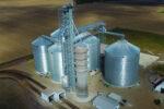 Tremont Coop Grain Co. Aerial Shot