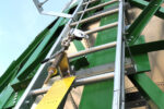 73 Chs Kallispell Mt Cage Ladder Fall Protection 3 M