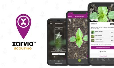 xarvio™ Digital Farming Solutions Wins Innovation Award At The Ag in