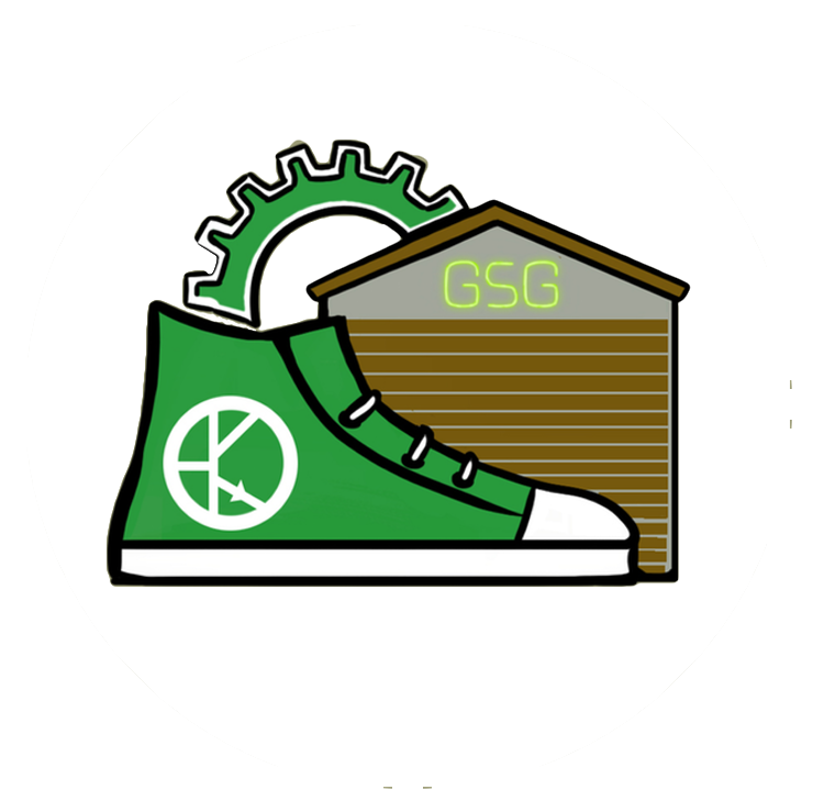 Green Shoe Garage's Logo