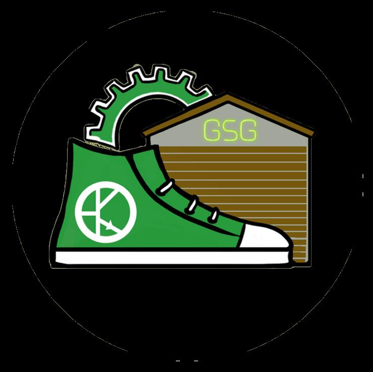 Green Shoe Garage's Logo