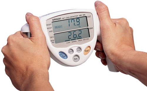Omron HBF-306 Fat Loss Monitor