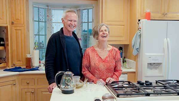 Gay Hendricks and his wife talk about cannabis