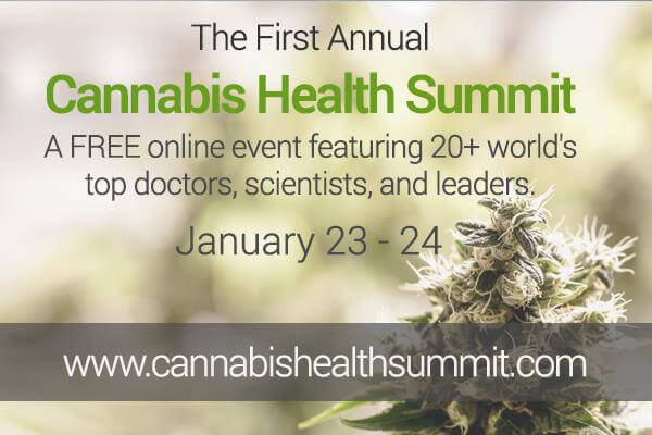 Cannabis Health Summit graphic
