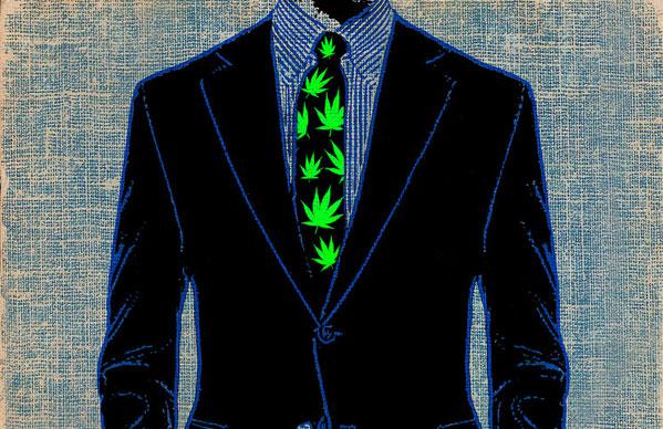 cannabis tie