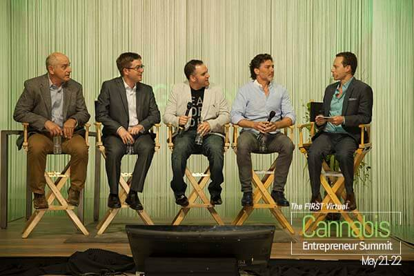 Cannabis Entrepreneur Summit Panel
