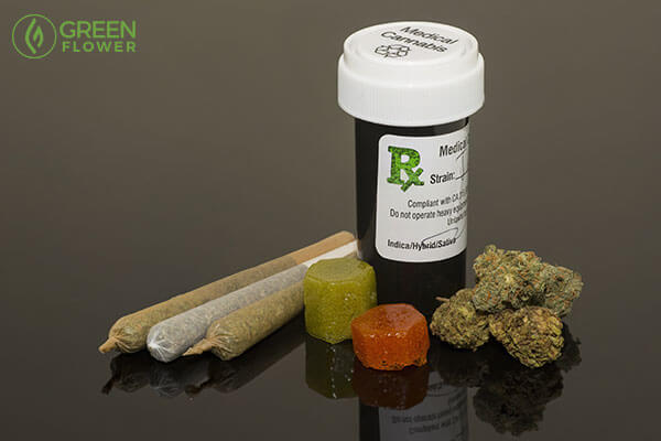 medical cannabis products