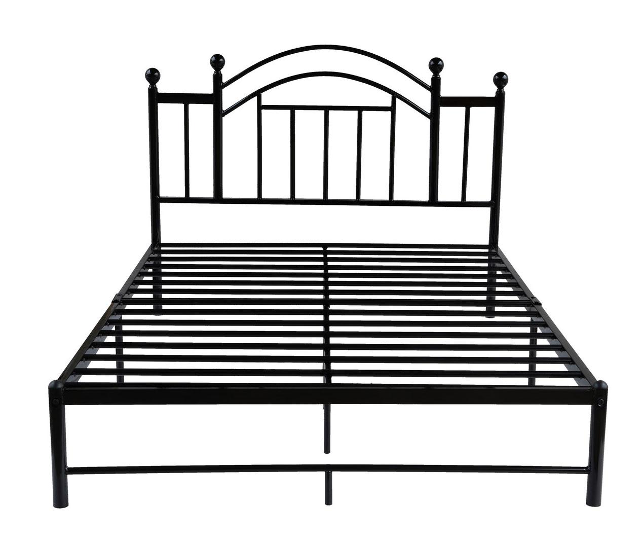 Black Platform Bed 2 Jpg