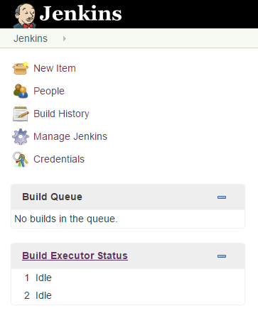 Jenkins Ceritifed Engineer: Folders
