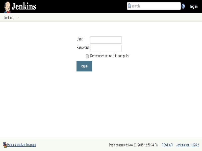 Jenkins Active Directory