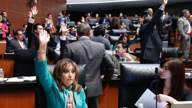noticias nacionales senado aprueba reforma en materia de desaparicion forzada.