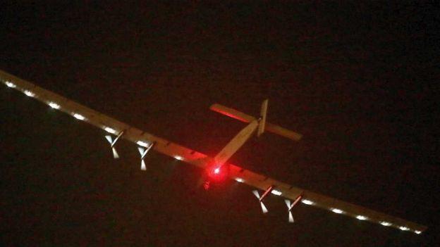 noticias tecnología avión energía solar