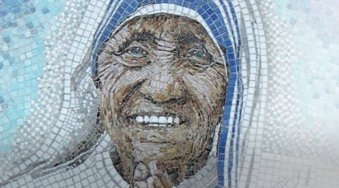 Santa Teresa de Calcuta- Gregorio Martínez.
