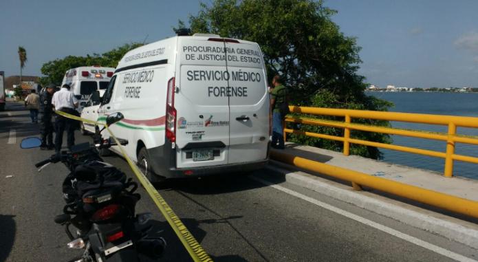 Cuelgan a hombre en zona turística de Cancún- Gregorio Martínez.