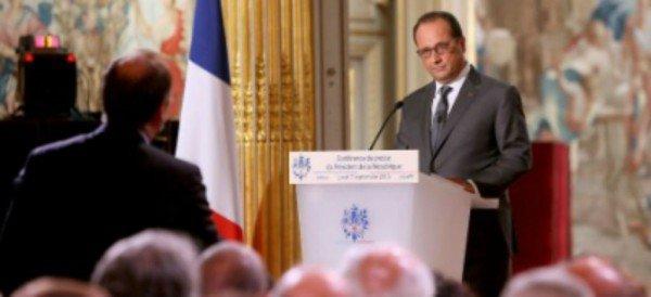 Tres mujeres planeaban atentado en París- Gregorio Martínez.