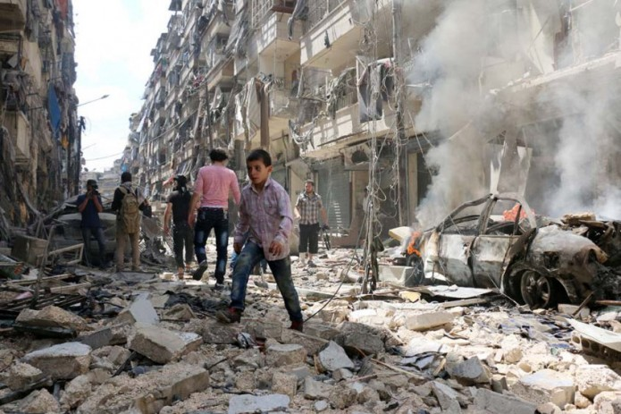 Varios grupos de organizaciones no gubernamentales también acusan a Rusia de ataques que habrían golpeado a clínicas y hospitales en las mayores zonas de conflicto en Siria. Foto: Cortesía