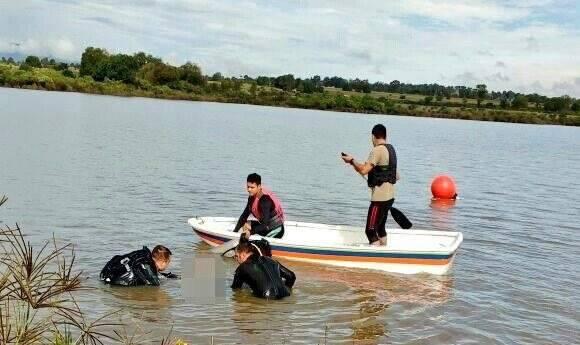 Se presume que los cuerpos podrían haber sido arrastrados por la corriente del río, por lo que no se descarta que pudieran venir de Michoacán. Foto: Cortesía