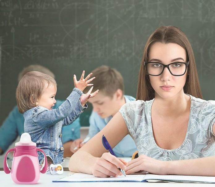 NL: cuatro de cada diez partos son de adolescentes