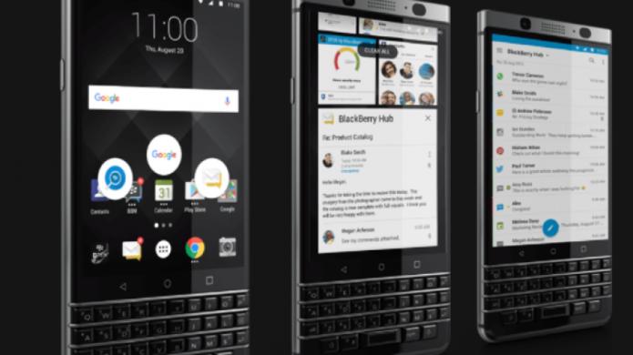 KeyOne un intento más de Blackberry por competir en el mundo móvil