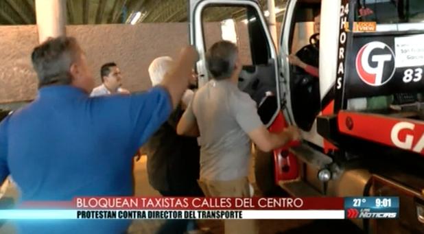 Denuncian al Director de la Agencia Estatal del Transporte ante la Subprocuraduría Anticorrupción