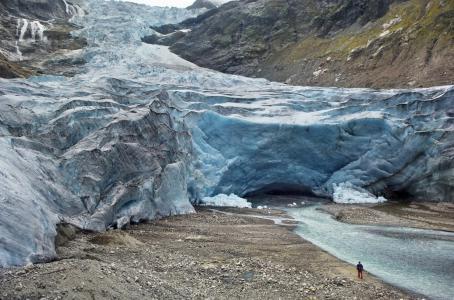 La 'muerte' de los glaciares del mundo en imágenes