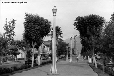 Calzada Madero de Monterrey