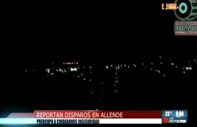 Indignación en Allende por el asesinato de un comerciante