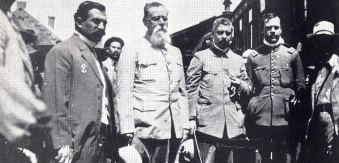 Participación de Nuevo León en la Revolución