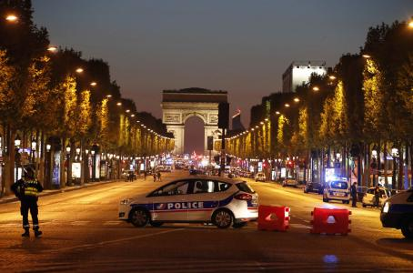 Atacante de París ya había sido encarcelado por intentar matar a policías