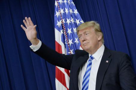 Donald Trump dice y se desdice. Ya no entendí.