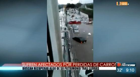 Lo que el agua se llevó. Hablan los afectados por la tormenta en Santa Catarina
