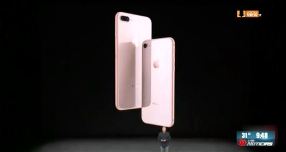Llegó el día. Apple presentó los nuevos modelos de iPhone