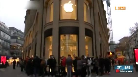 Ya está a la venta el nuevo iPhone X