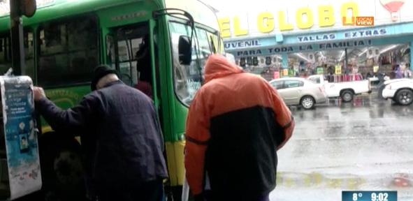 Usuarios del transporte urbano alzan la voz. Rechazan el inminente aumento a las tarifas
