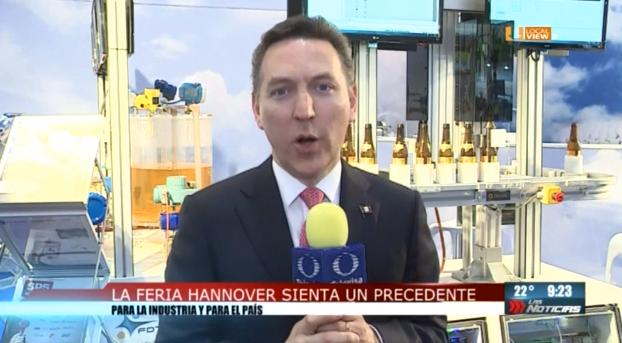 Hoy concluye la Feria Industrial de Hannover. Sin lugar a dudas ha marcado un precedente para México