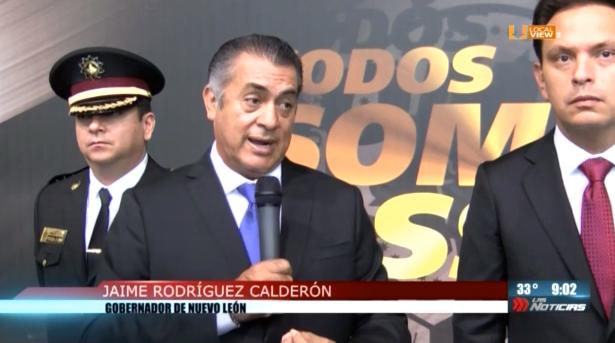 Jaime Rodríguez desaira reunión con AMLO