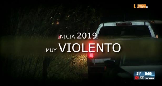 Violento inicio de año en Nuevo León. Ya van más de 20 asesinatos