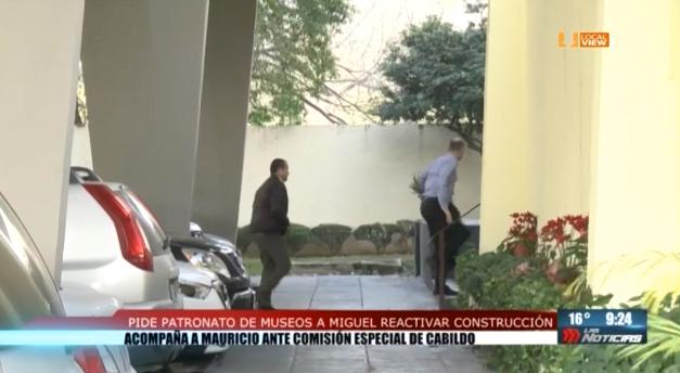 El ex alcalde de San Pedro, Mauricio Fernández, pide reanudar la construcción de los museos
