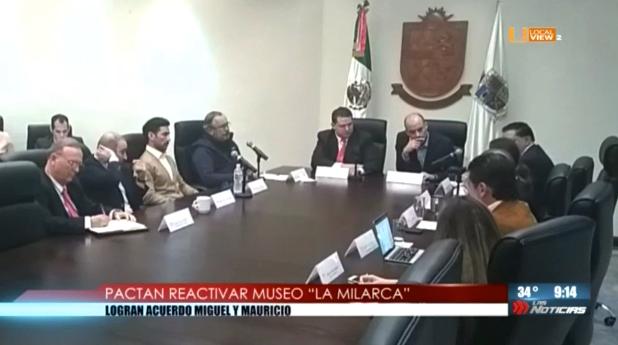 """Reactivarán construcción del museo """"La Milarca"""" en el municipio de San Pedro"""
