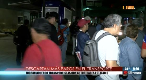 #Entrevista. Descartan, por ahora, otra suspensión del transporte público de Nuevo León