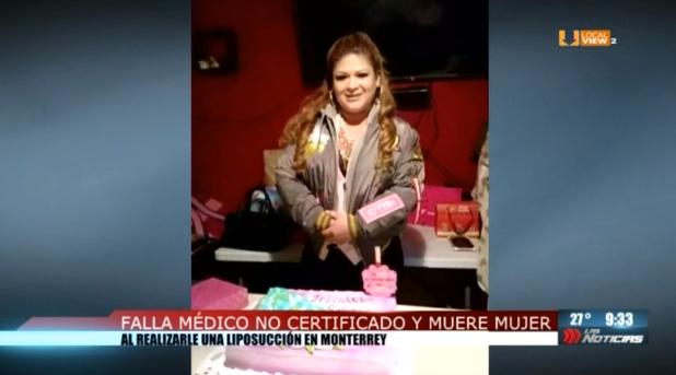 Triste historia. Una mujer de 36 años pierde la vida tras practicarse una liposucción