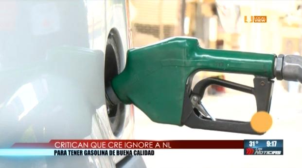 Y la gasolina de calidad, ¿cuándo llega a Nuevo León?