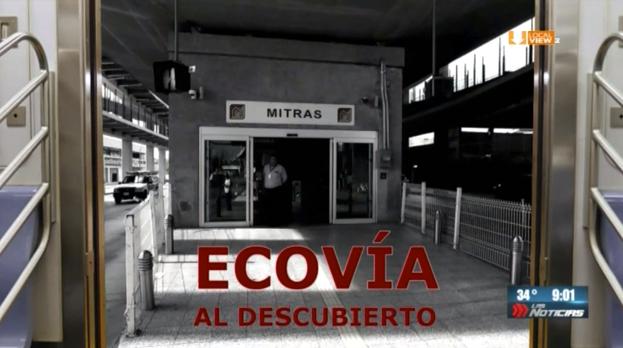 Esta es la triste realidad de la Ecovía, algo que comenzó como una solución al sistema de transporte en Nuevo León
